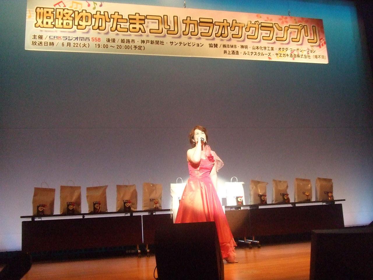 ポスター カラオケ大会2015-15
